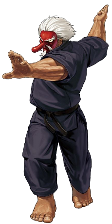 KOFXIII Mr Karate.png