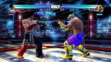 Tekken Card Tournament Overview Game Nexus Arcade Video Tekken